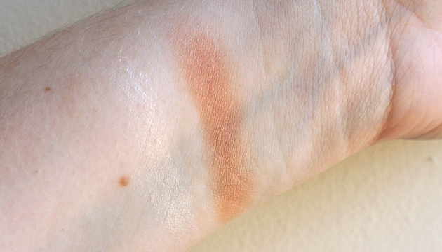 Vichy Teint Ideal Highlight, Bronzer Swatches