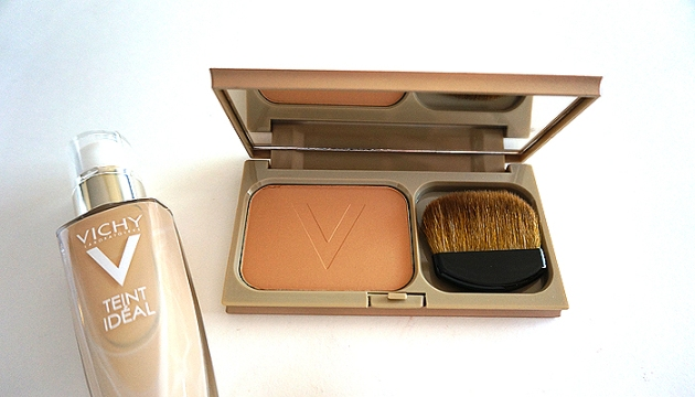 Vichy Teint Ideal Bronzer in Sunkissed Glow | uptherollercoaster.com