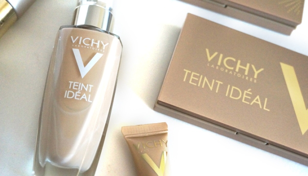 Vichy Teint Ideal Liquid Foundation in 15 | uptherollercoaster.com