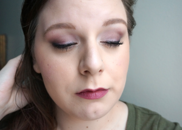 Holiday Makeup Look ft. Quo Cosmetics