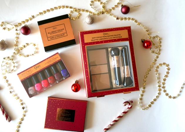 Quo Cosmetics Holiday Collection